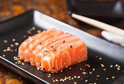 Sashimi Salmão - 5 Peças