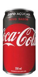 Coca-Cola Sem Açúcar - 350ml