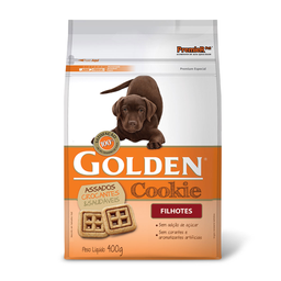 Ração Golden Cookie Cães Filhotes 400 g