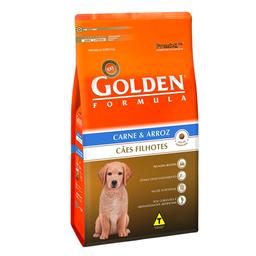 Ração Golden Cães Carne Filhotes 3 Kg