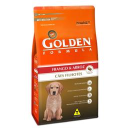 Ração Golden Cães Frango Filhotes 3 Kg