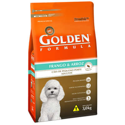Ração Golden Cães Frango 3 Kg
