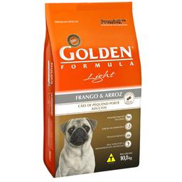 Ração Golden Cães Frango Light 3 Kg