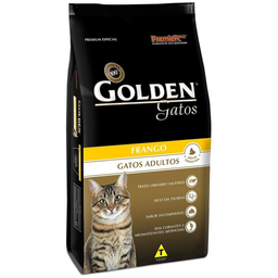 Ração Golden Gato 3 Kg