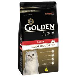 Ração Golden Gato Carne 1 Kg