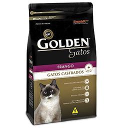 Ração Golden Gato Castrado 1 Kg
