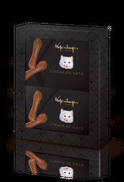 Caixa Língua de Gato Pack - 170g