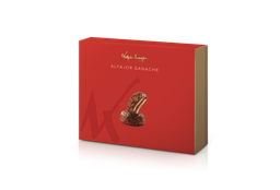 Caixa Alfajor Ganache - 300g