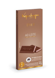 Tablete De Chocolate Ao Leite Diet - 100g