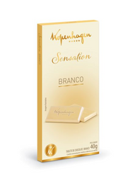 Tablete Chocolate Branco - 40g