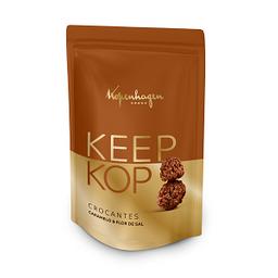 Keep Kop Crocantes Caramelo e Flor de Sal - 100g
