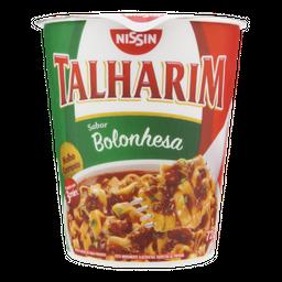 Macarrão Nissin Cup Noodles Bolonhesa 71 g