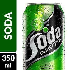 Soda Limonada - Lata