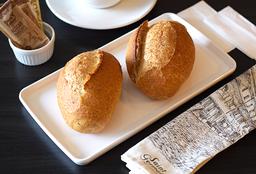 Pão Francês Semi Integral Unidade