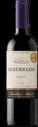 Vinho Chileno Tinto  Reservado Concha Y Toro Merlot 750 mL