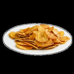 Chips De Banana Natural Banana Tostada