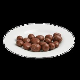 Drage De Chocolate Ao Leite Com Banana Drage De Banana
