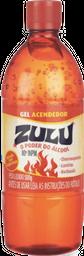 Gel Acendedor Zulu Para Churrasqueiras E Rechauds 500 g