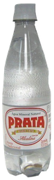 Água Mineral Com Gás Garrafa Prata 510 mL