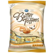 Balas Butter Toffees Coco Arcor 130 g
