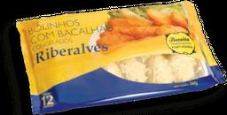 Bolinho De Bacalhau Riberalves 360 g