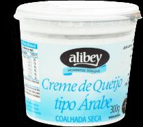 Coalhada Seca Natural Alibey 300 g