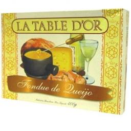 Fondue De Queijo La Table D'Or 400 g