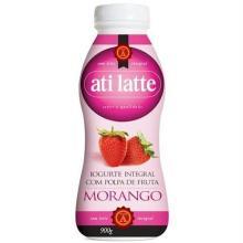 Iogurte Com Polpa De Morango Ati Latte 900 g