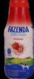 Iogurte De Morango Fazenda Bela Vista 500 mL