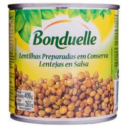 Lentilha Em Conserva Bonduelle 400 g