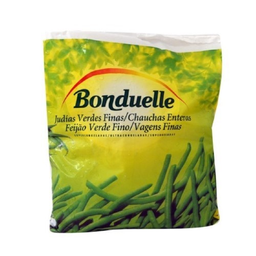 Vagem Fina Congelada Pacote Bonduelle 400 g