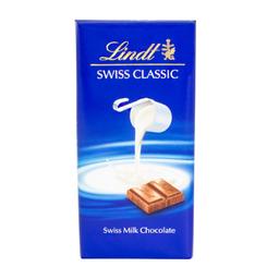 Chocolate Suiço Ao Leite Clássico Lindt 100 g