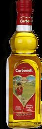 Azeite Espanhol Tradicional Sabor Suave Carbonell 500 mL