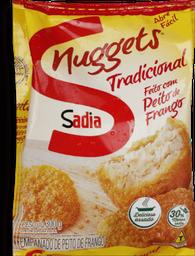 Empanados De Frango Nuggets Sadia 300 g