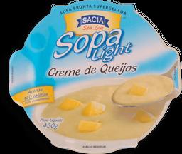Sopa De Creme De Queijos Light Sacia 450 g