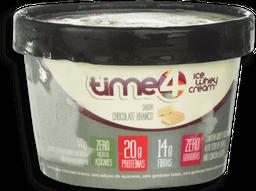 Preparado Protéico Congelado Time4 Sabor Chocolate Branco 170 g