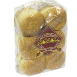 Mini Pão Para Hambúrguer Com Gergelim Casa Victoriana 300 g