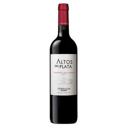 Vinho Argentino Tinto Cabernet Sauvignon Altos Del Plata 750 mL