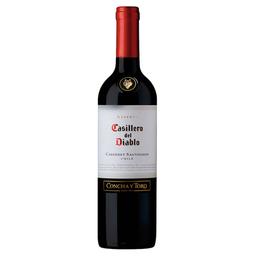 Vinho Cabernet Sauvignon Concha Y Toro Casillero Del Diablo