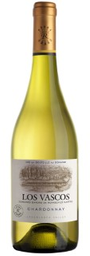 Vinho  Branco Chardonnay Los Vascos 750 mL