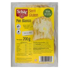 Pão Branco Sem Glúten Schar 200 g