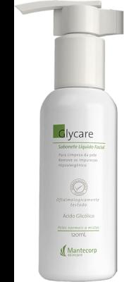 Sabonete Líquido Glycare 120 mL