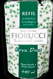 Sabonete Líquido Fiorucci Erva Doce Refil 440mL