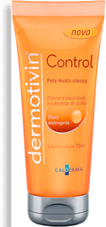 Sabonete Líquido Dermotivin Control 70 mL