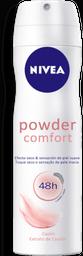 Desodorante Aerossol Nivea Powder Comfort 150 mL