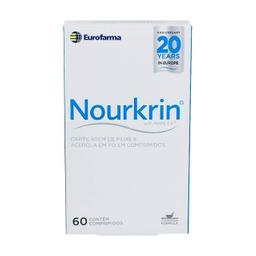 Suplemento Alimentar Noukrin Com 60 Comprimidos