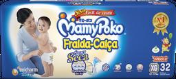 Mamypoko Fralda Calça Xg 32 Und