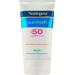 Protetor Solar Neutrogena Sun Fresh Fps 50 200 mL