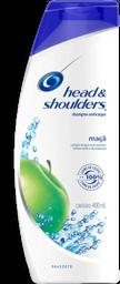 Shampoo Head & Shoulders Maçã 400 mL