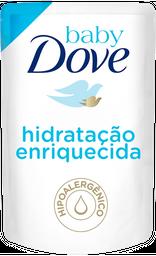 Sabonete Líquido Baby Dove Hidratação Enriquecida Refil 180 mL